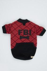 Moletom Xadrez FBI