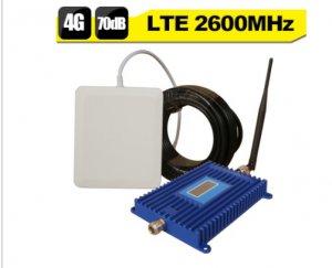 kit completo repetidor amplificador 4g celular 2600mhz com antenas
