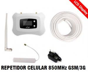 repetidor celular 850mhz inteligente 3g gsm 4g lançamento