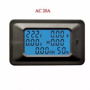medidor de energia watts volts amperagem e geração de energia solar